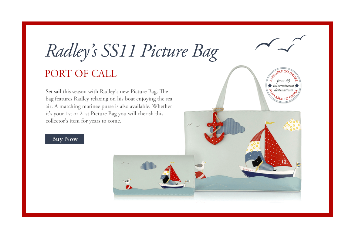 Radley Web Design & Art Direction